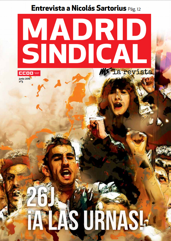Madrid Sindical La Revista nº 3
