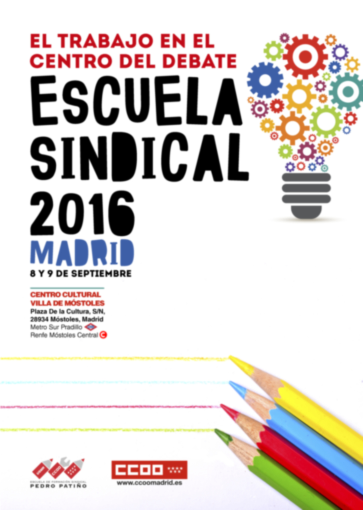 escuela sindical 2016
