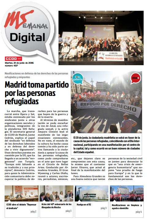Madrid Semanal Digital Nº 437