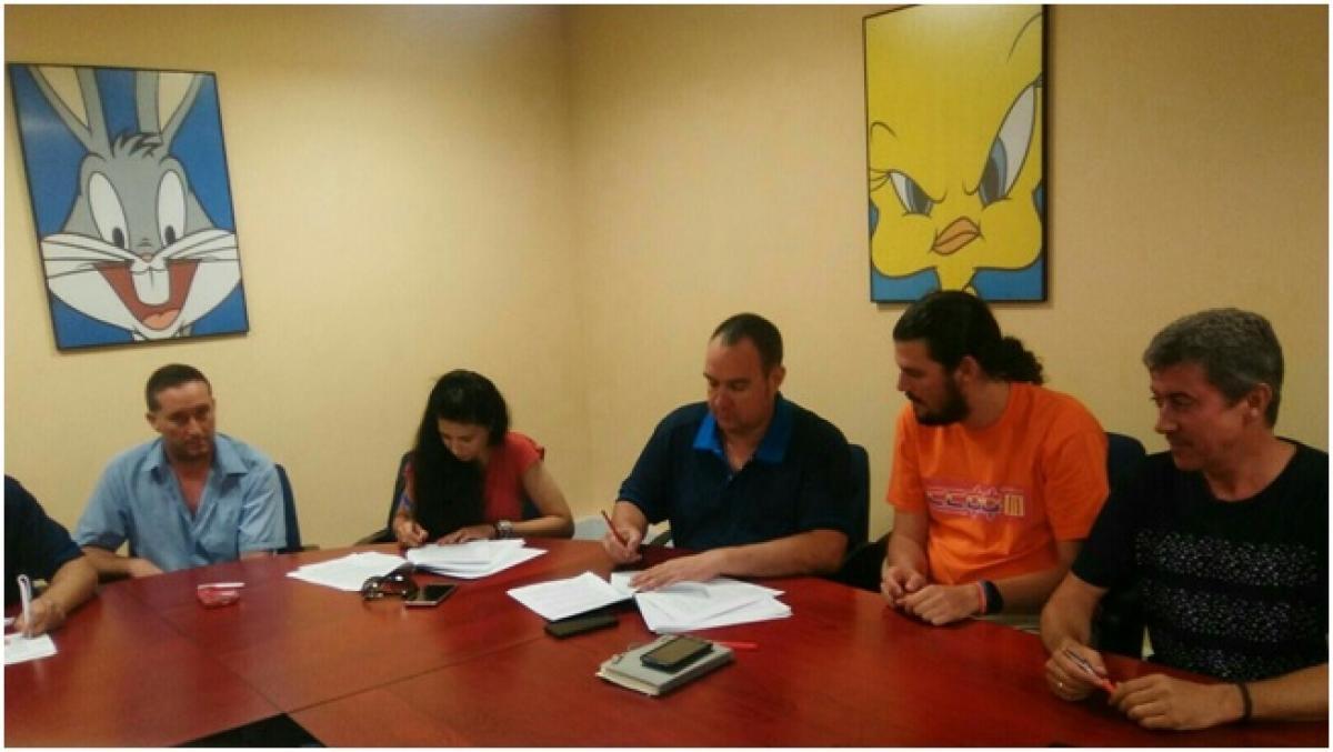 Firmado el segundo convenio colectivo de Parque Warner