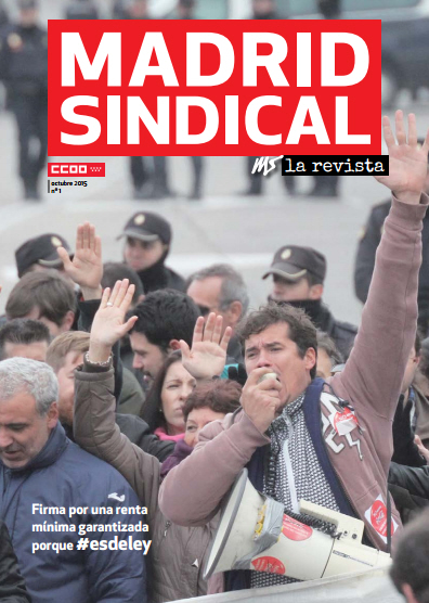 Madrid Sindical La Revista nº1