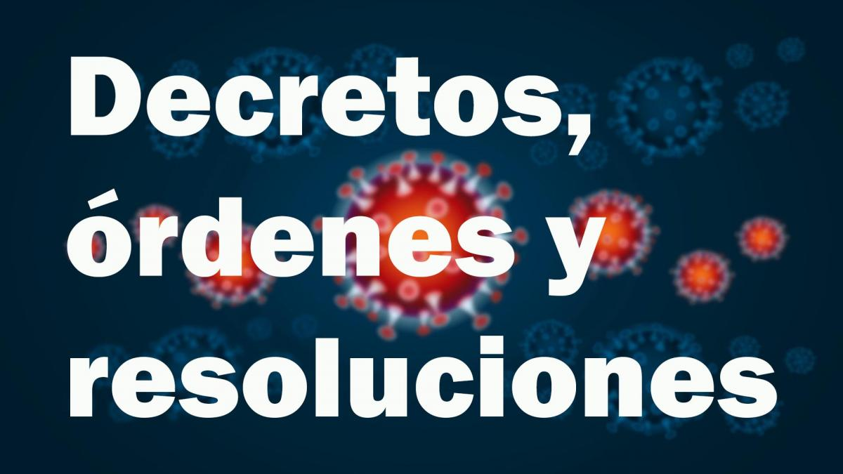 Documentos y resoluciones