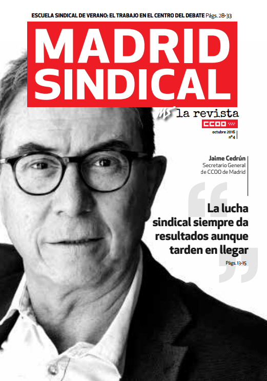 Madrid Sindical La Revista nº 4