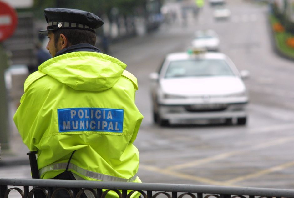 Policia Local de Madrid