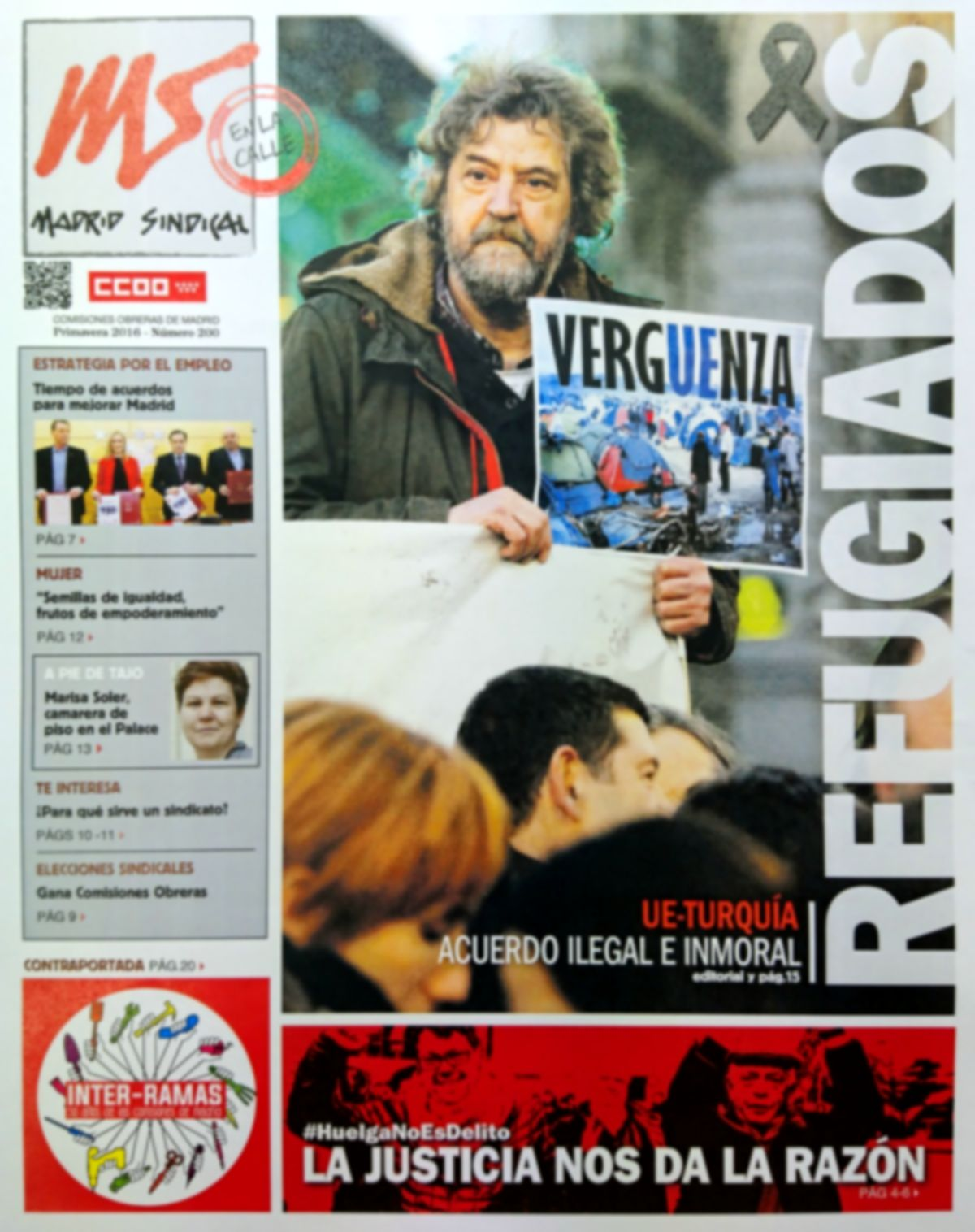 Madrid Sindical nº 200