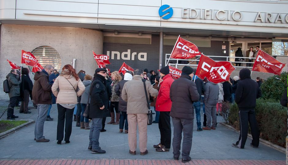 Comisiones obreras de madrid for Convenio oficinas y despachos madrid 2016