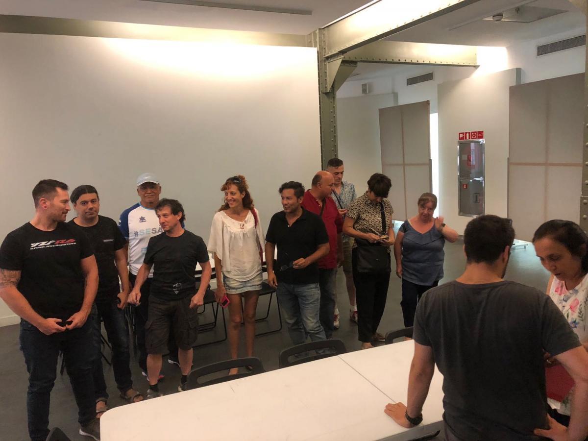 comisiones obreras de Madrid-Inicio