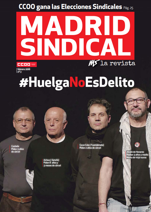 Madrid Sindical La Revista nº2