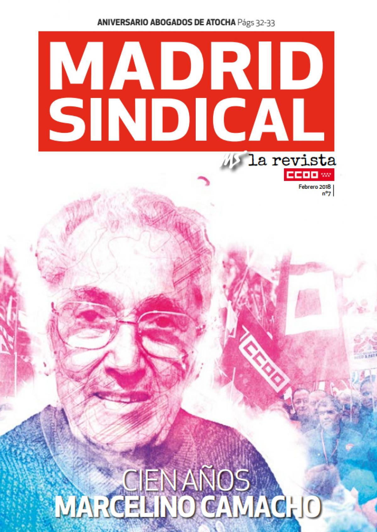 Madrid Sindical La Revista nº7