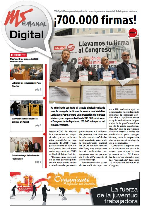 Madrid Semanal Digital Nº 434